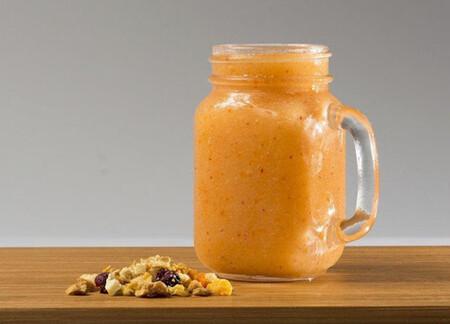 Chamoyada de mango. Receta de bebida fácil y rápida para disfrutar en temporada de verano