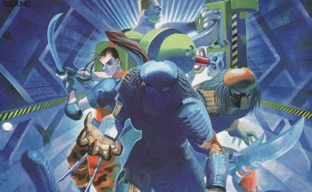 Retroanálisis de Alien vs. Predator, un beat 'em up de Capcom repleto de xenomorfos y por el que no parecen haber pasado los años