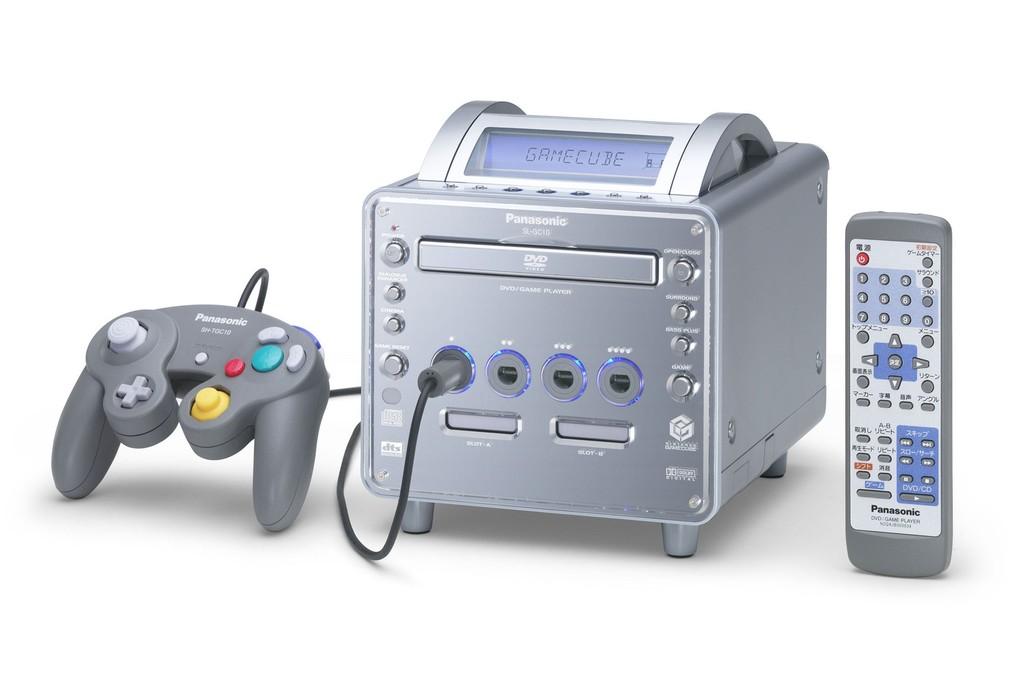 El día que Nintendo se atrevió a ceder su tecnología a Panasonic para crear una consola multimedia: conozcan la Panasonic Q