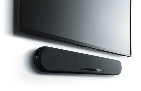 Yamaha renueva su gama baja de barras de sonido con la YAS-108, compatible con 4K y DTS Virtual:X