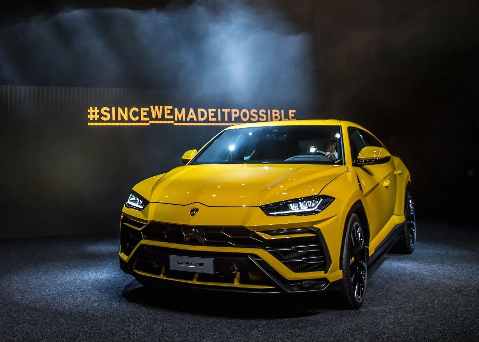 Foto de Lamborghini Urus (30/76)