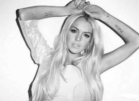 Menudo disgusto tiene Lindsay Lohan, le han mangado el bolso con 10.000$