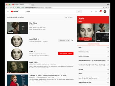 YouTube cambia la forma en la que funcionan los canales de artistas y probablemente afecte tus suscripciones