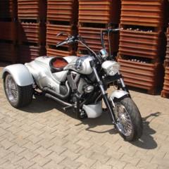 Foto 1 de 4 de la galería victory-high-ball-trike-motorhead en Motorpasion Moto