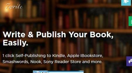 7write, escribe y prepara tu libro para publicarlo con una única herramienta