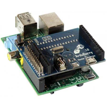 Arduberry Raspberry Pi To Arduino Shield Adapter 5