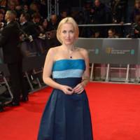 Gillian Anderson BAFTA 2014