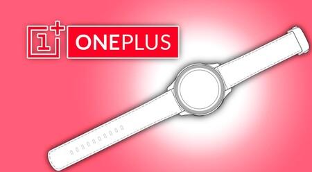 El diseño del smartwatch de OnePlus al descubierto: así será el reloj según la patente registrada