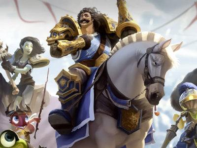 La lucha por la gloria y los tesoros de Hearthstone comienza con El Gran Torneo