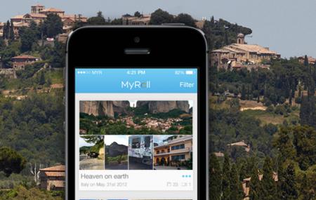 MyRoll: una lanza a favor de la organización automática de nuestras fotografías