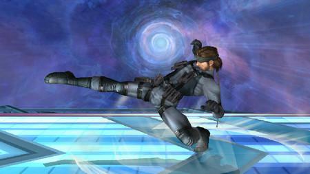 """""""Me gustaría que Snake estuviera en Super Smash Bros."""" Kojima"""