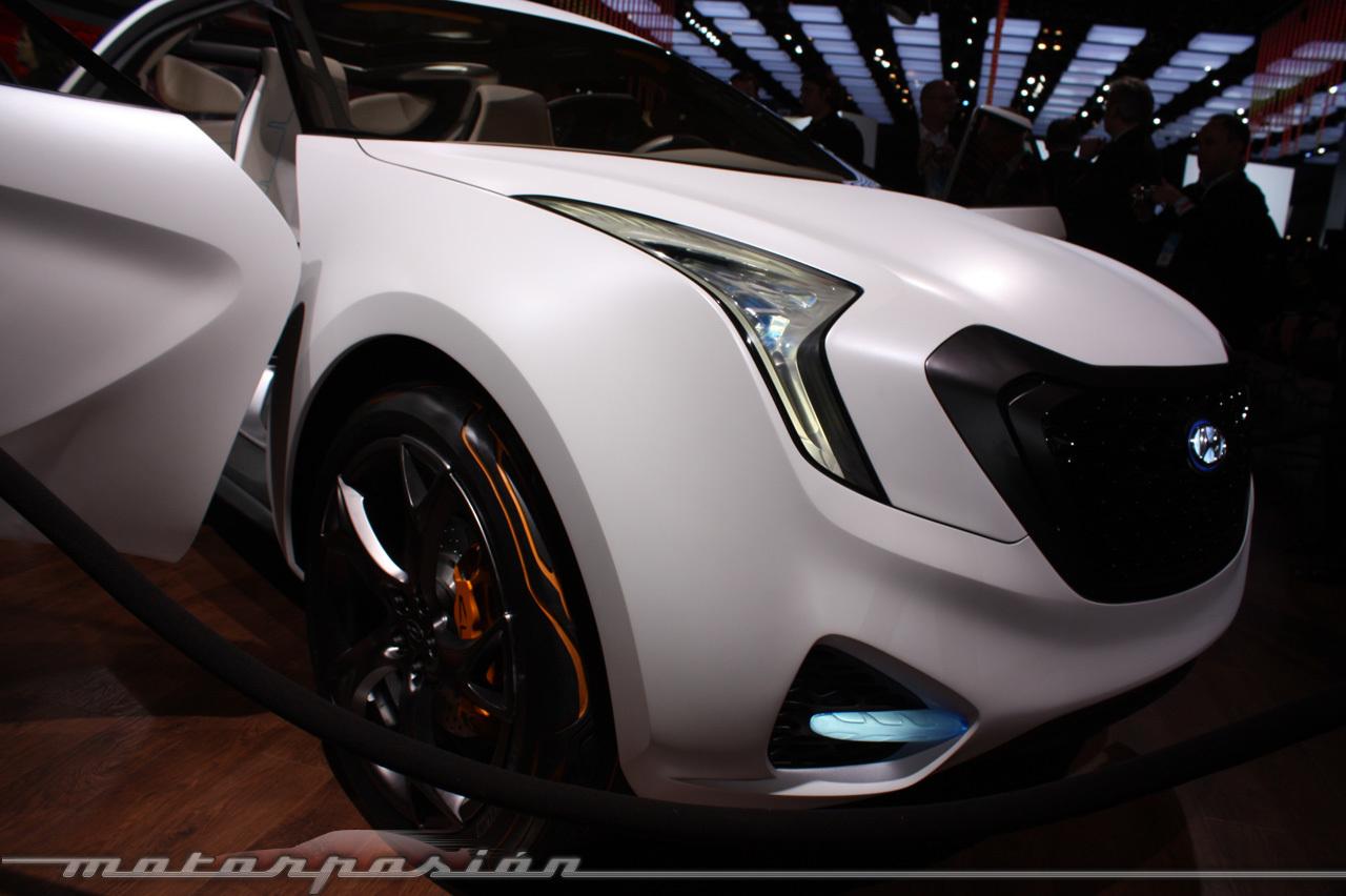 Foto de Hyundai CURB en el Salón de Detroit (10/29)