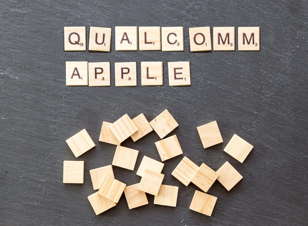 Qualcomm y Apple llegan a un acuerdo en sus disputas
