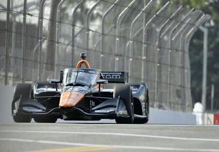 O Ward Long Beach Indycar 2021