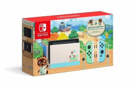 El coronavirus no afectará el lanzamiento del Nintendo Switch de Animal Crossing en México