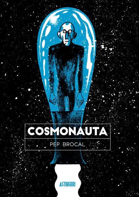 Cosmonauta Portada