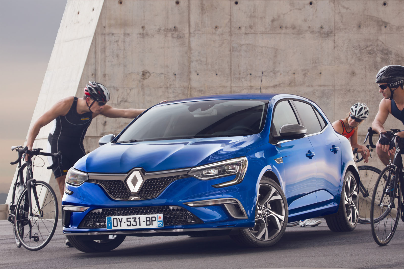 Foto de Renault Mégane 2016 (presentación) (80/97)