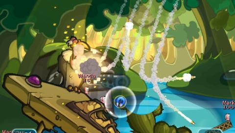 Foto de 061010 - Worms: Battle Islands (14/18)
