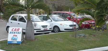 Alquiler coche Cuba