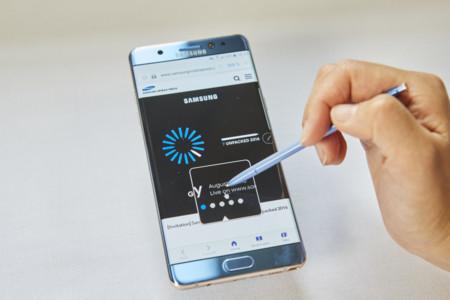 Action Memo de Samsung llegará al Galaxy Note 7 el próximo mes