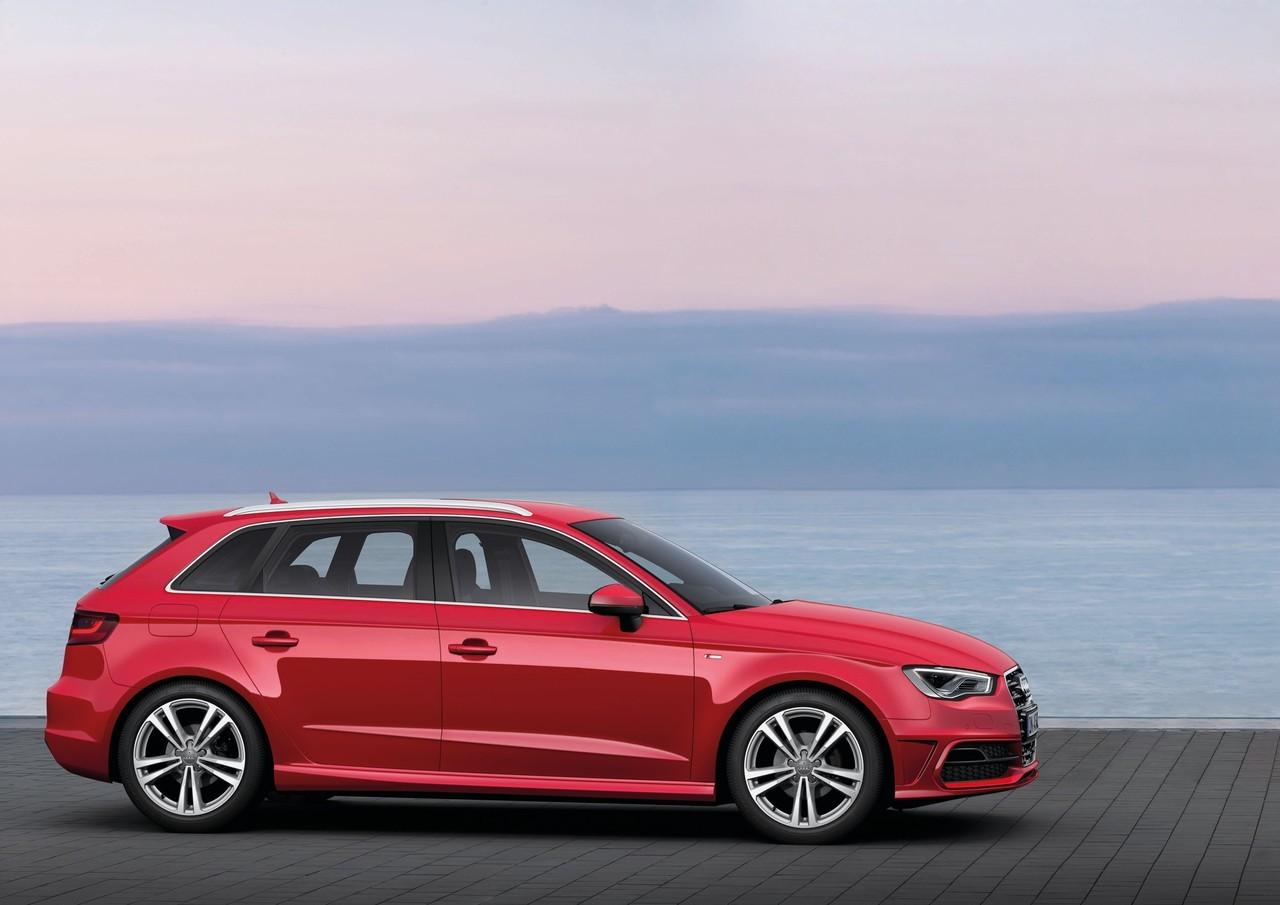 Foto de Audi A3 Sportback 2013 (8/52)