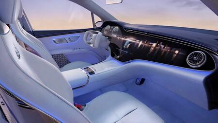 Mercedes Maybach Eqs 1