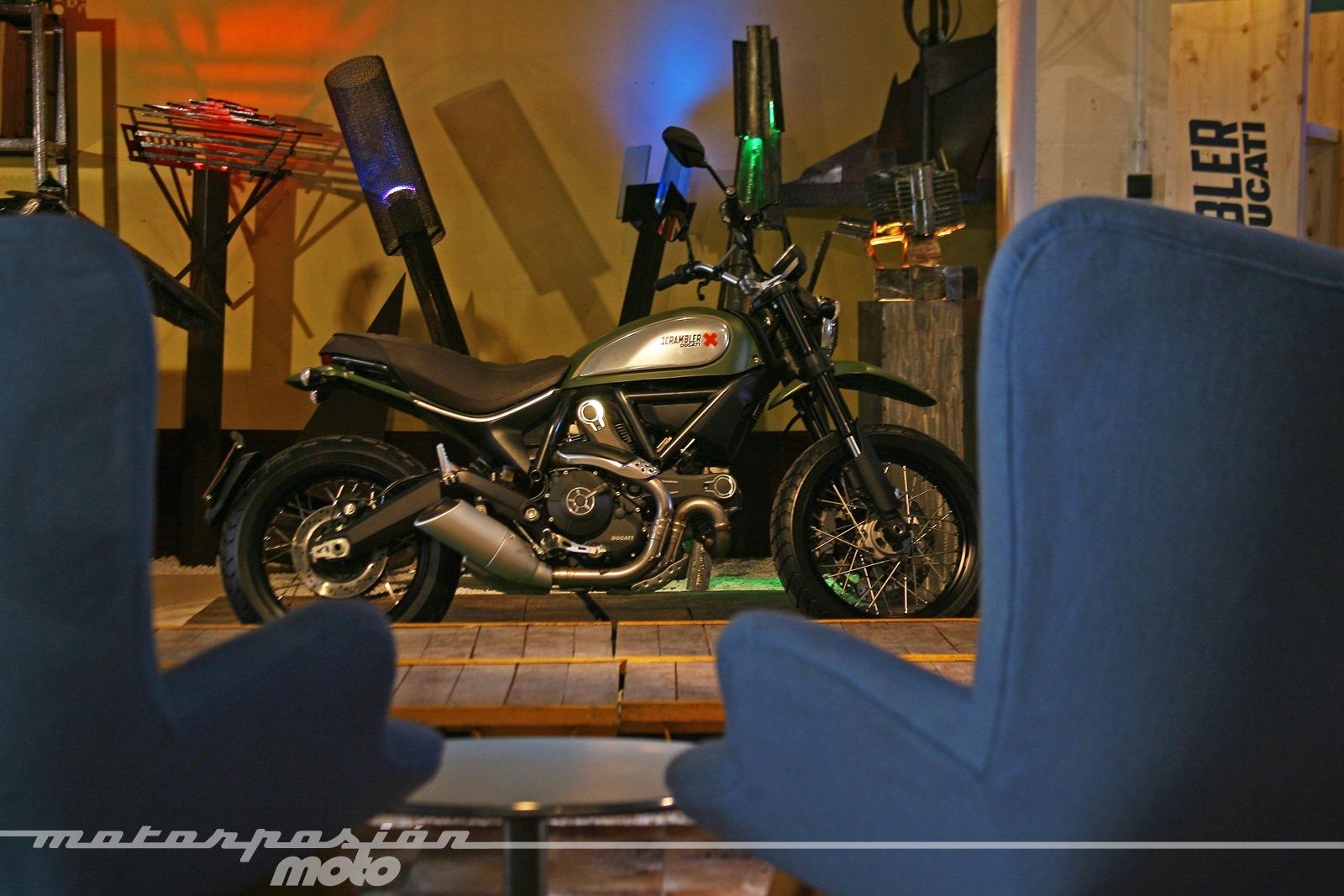 Foto de Ducati Scrambler, presentación 1 (22/67)