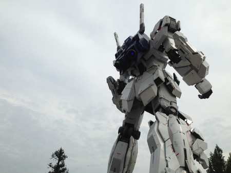 Unicorn Gundam Japon 5