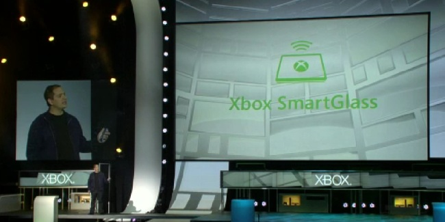 XBox Smart Glass: el AirPlay de Microsoft quiere dar una ...