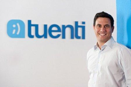 """""""El 75% de los usuarios de Tuenti tiene más de 18 años"""", entrevista a Sebastián Muriel, vicepresidente"""