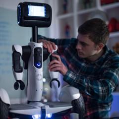 Foto 9 de 11 de la galería segway-robot en Xataka
