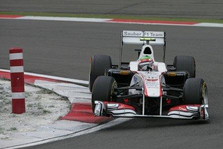 Sauber confirma a Kamui Kobayashi y Sergio Pérez para 2012