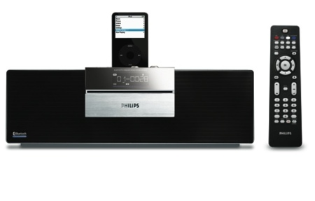 Productos para el hogar digital de Philips [CES 2008]