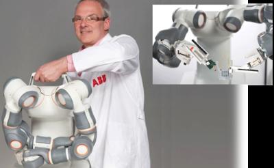 Un concepto de robot de ABB que no me importaría nada tener