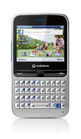 Vodafone 555 Blue, teléfono Facebook de prepago