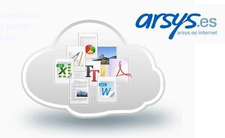 Arsys facilita el almacenamiento en la red para empresas y profesionales
