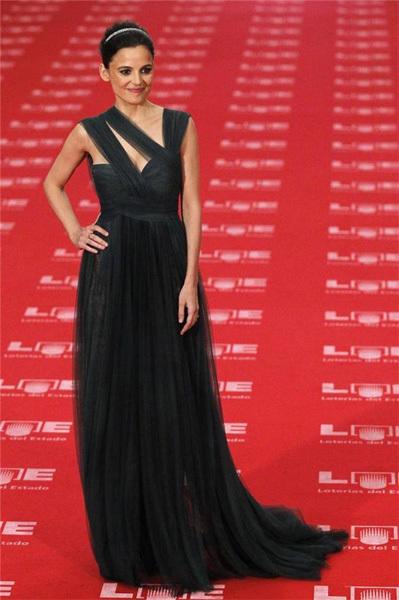 Foto de Alfombra roja de los Premios Goya 2011 (5/16)