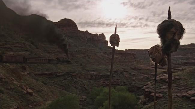 Westworld Cabezas