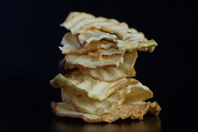 Apple Chips Food 78585