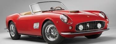 No, invertir en un Ferrari clásico para luego venderlo no es un gran negocio, por estas seis razones