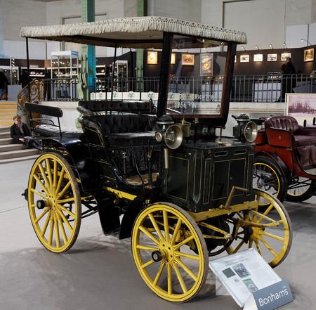 Panhard et Levassor Wagonette