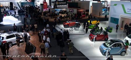 Todas las novedades del Salón de Detroit 2013, en Motorpasión