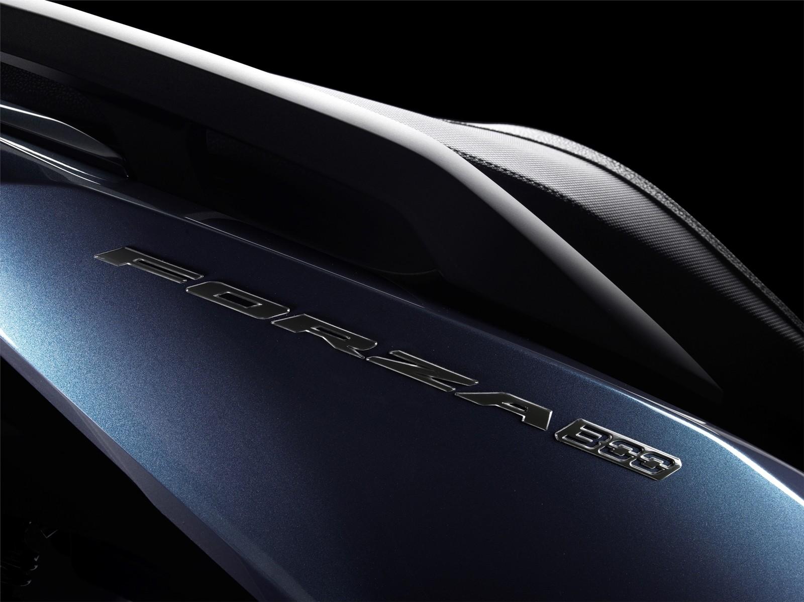 Foto de Honda Forza 300 2018 (18/40)