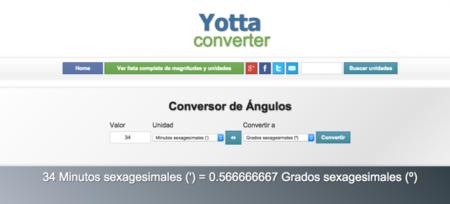 Yottaconverter: un conversor que acepta cualquier unidad de medida... literalmente