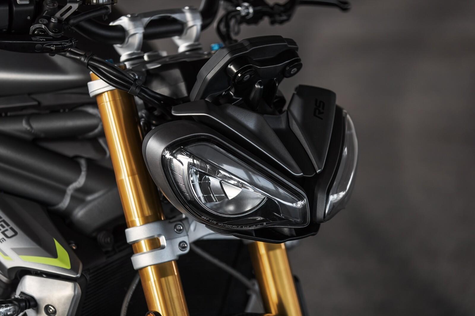 Foto de Triumph Speed Triple 1200 RS 2021 (21/71)