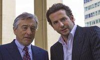 Taquilla USA: Bradley Cooper y Robert De Niro sin límites
