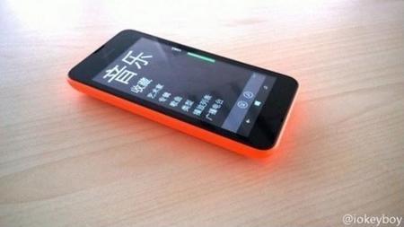 Nuevas imágenes del supuesto Lumia 530, el sucesor del Nokia Lumia 520 que estaría a punto de llegar
