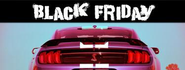 Black Friday 2020: las mejores ofertas y descuentos en GPS y accesorios para el coche