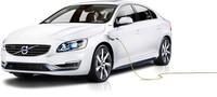 Volvo S60L Plug-in Hybrid Concept, preparado para el Salón de Pekín