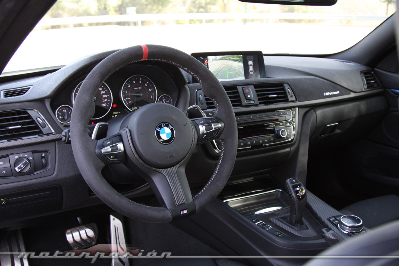 Foto de BMW 435i Coupé - Accesorios M Performance (8/26)